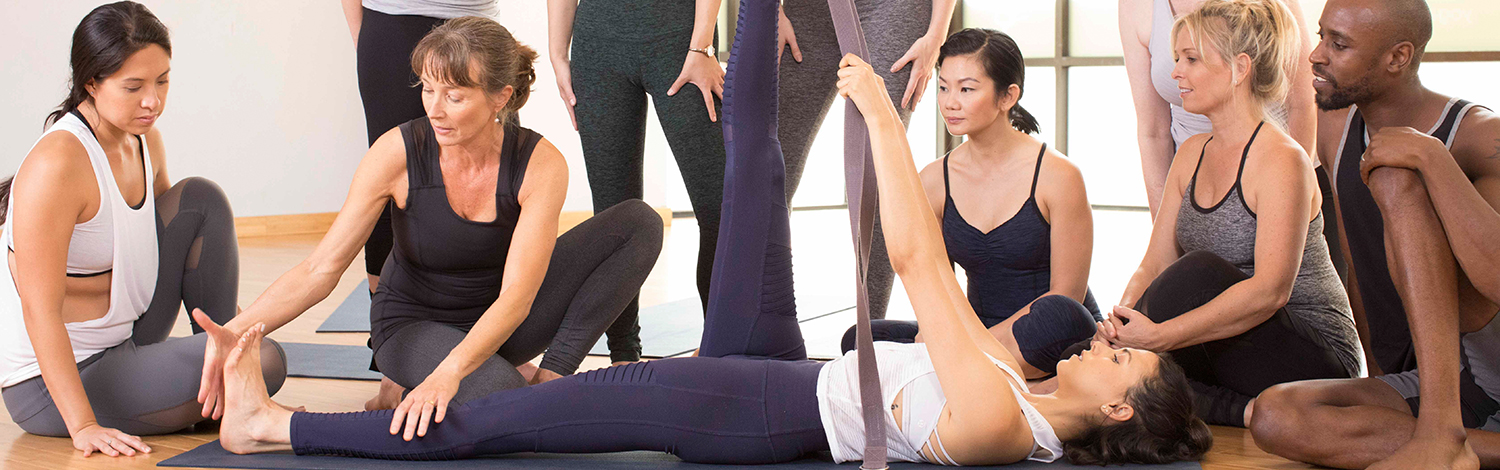 Teacher Training Certification at YogaWorks