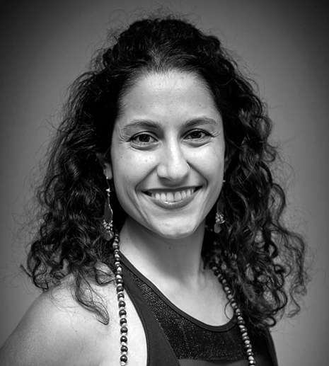 YogaWorks - Shahrzad Kahkeshani