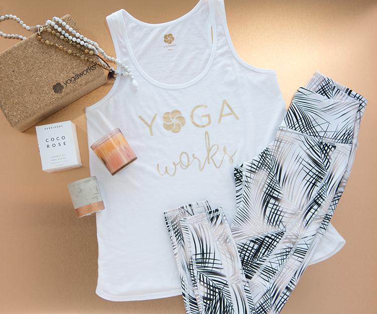 YogaWorks T-Shirts