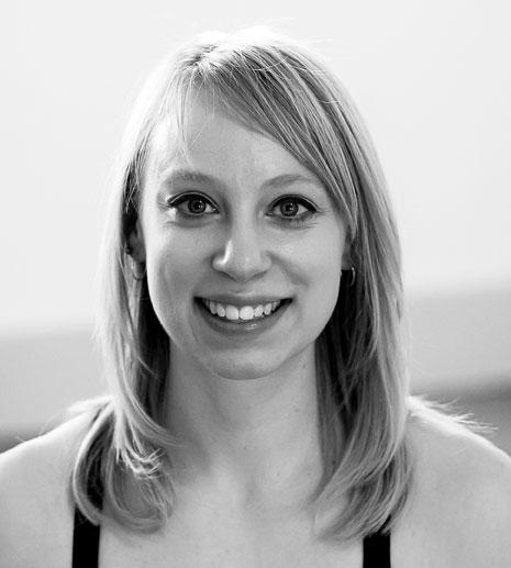YogaWorks - Christina Elliott
