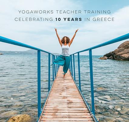 CELEBRATING 10 YEARS IN GREECE