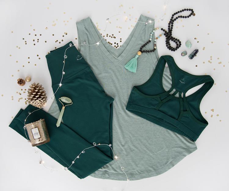 YogaWorks Holiday Gift Guide - Green Goddess