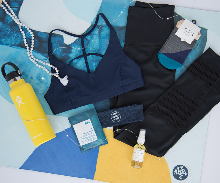 YogaWorks Holiday Gift Guide - Ignite Your Inner Athlete