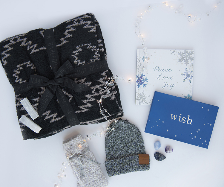 YogaWorks Holiday Gift Guide - Holiday Hygge