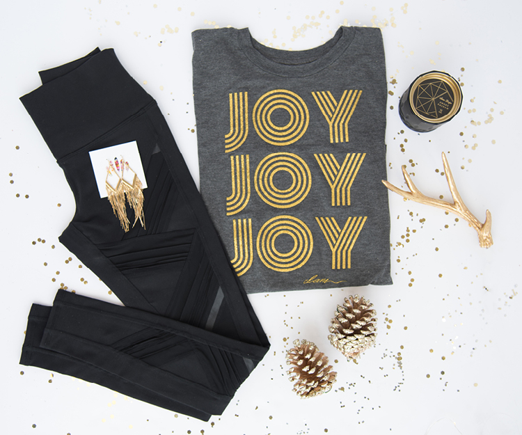 YogaWorks Holiday Gift Guide - Bring Joy