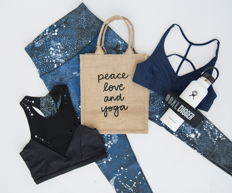 YogaWorks Holiday Gift Guide - Star Light Star Bright
