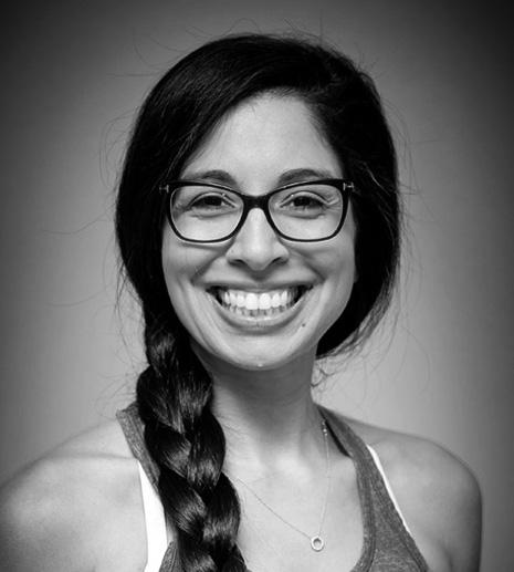 YogaWorks - Celina Rangel