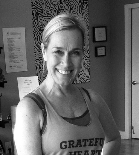 YogaWorks - Lisa Molin