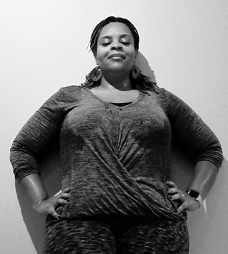 YogaWorks - Tamika Caston-Miller