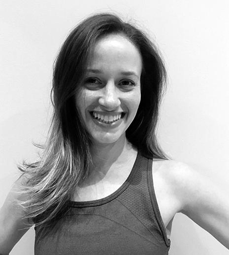 YogaWorks - Patricia Araujo