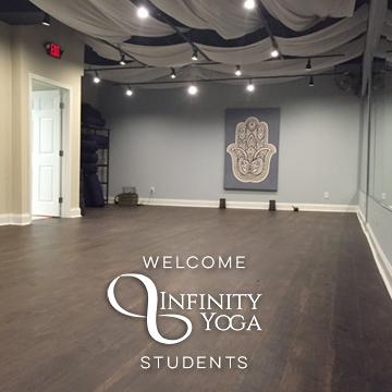 Infinity Yoga - Dunwoody