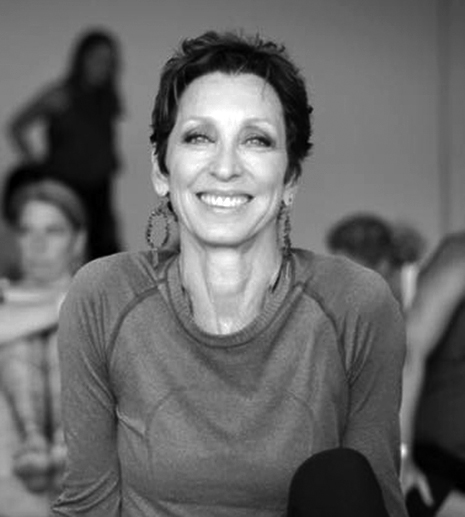 YogaWorks - Sharon Caplan