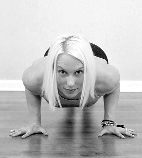 YogaWorks - Jenny Kontos