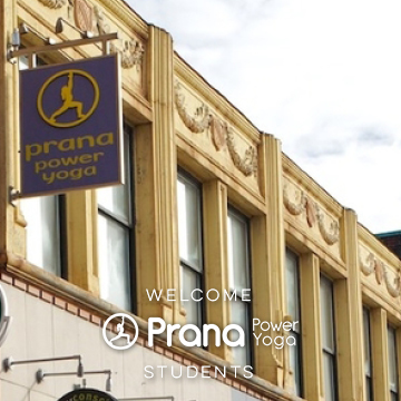 Prana Power - Cambridge