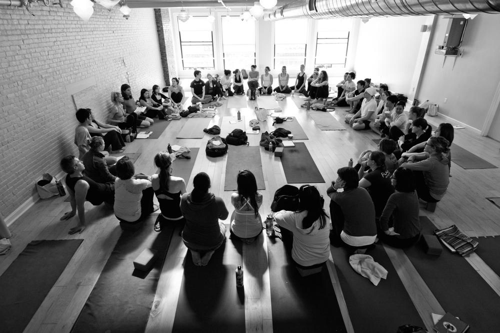 Infinity Yoga Teacher Training