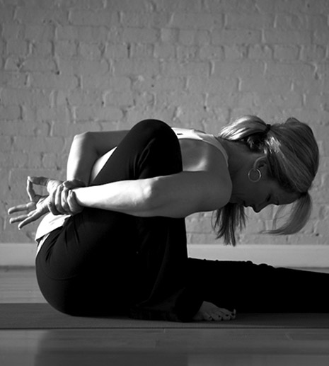 YogaWorks - Jené Rossi