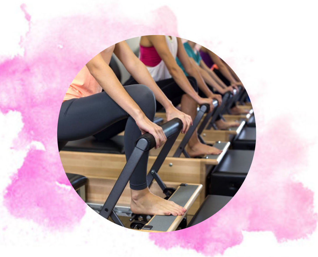 Pilates Reformer Group Class