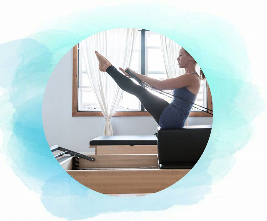 Private Pilates Reformer Class