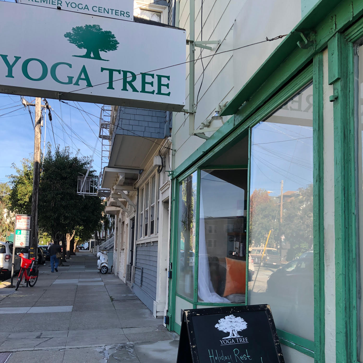 6th Avenue Yoga Studio | Yoga Classes | Yoga Tree SF