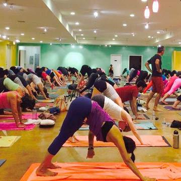 Best Yoga in Houston | Yoga Studio | YogaWorks