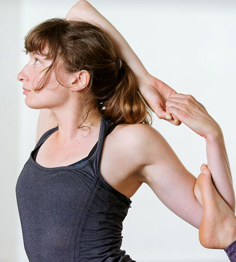 YogaWorks - Maria Schulman