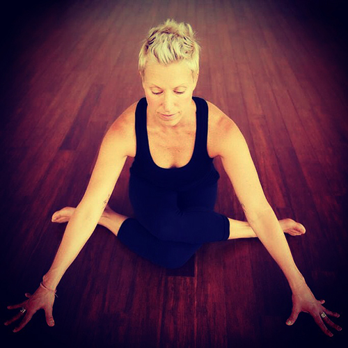 YogaWorks - Korie Franciscus