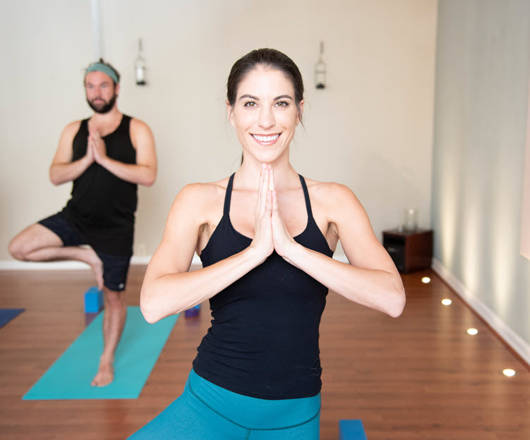 YogaWorks Choose a Studio