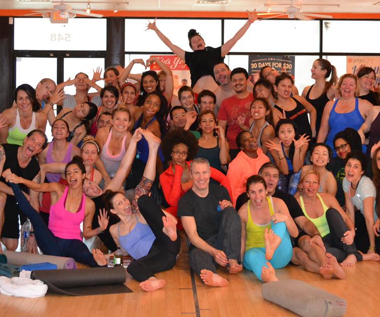 Try Our Houston Yoga Studios Today