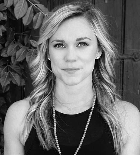 YogaWorks - Jennie Wolfe