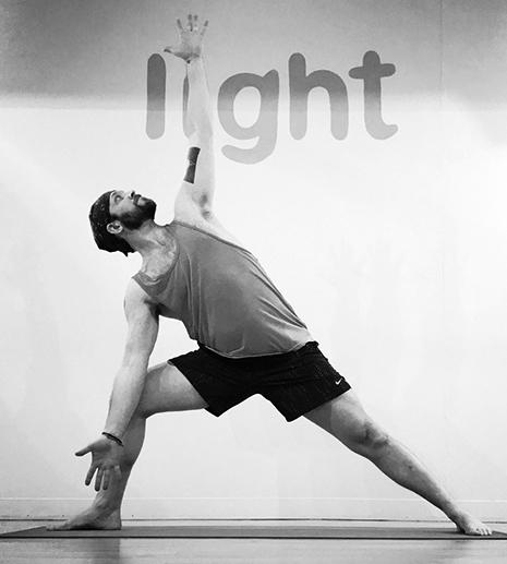 YogaWorks - Nathan Denison