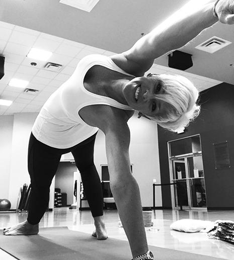 YogaWorks - Darcy Henry