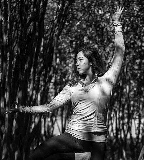 YogaWorks - Gabby Meyer