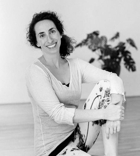 YogaWorks - Sarah Scharf