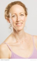 Annie Carpenter leads Preksha: Clear Seeing, Adjusting and Activating, a week-long SmartFLOW Advanced Teaching Skills vinyasa flow yoga training at Yoga Tree SF Training Center in the San Francisco Bay Area.