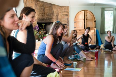 Jane Austin leads Mama Tree Prenatal Yoga Teacher Training: Level 2 November 10-14 @ Yoga Tree SF Valencia + Training Center in the San Francisco Bay Area.