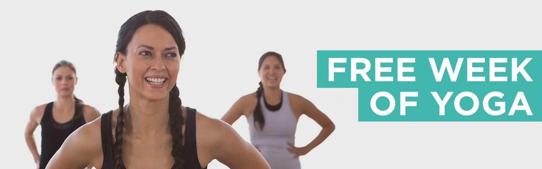 YogaWorks Free Week of Yoga