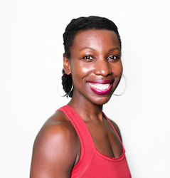 Yoga instructor Bianca Fearon, who leads a Yin Yoga Training 50 Hour Module at YogaWorks South Bay June 8-30