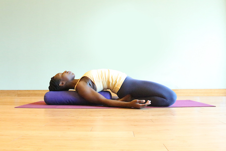 Bianca Fearon leads a Yin Yoga Training 50 Hour Module at YogaWorks South Bay June 8-30
