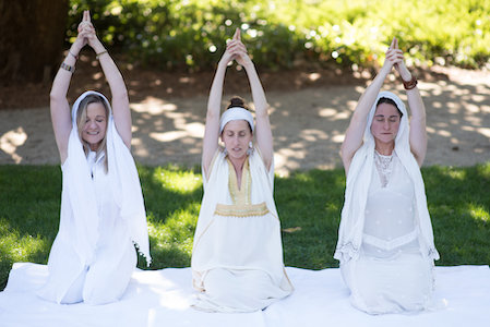 Liya Garber leads various 2019 Women of the Moon Kundalini workshop events at Yoga Tree Telegraph in Berkeley