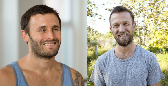 Yoga Reboot: New Ideas. New Challenges, a workshop offering new perspectives on the yoga practice, will be led by Calvin Corzine + Vytas Vytas Baskauskas June 21-27 at the YogaWorks Training Center at YogaWorks Main Street in Santa Monica