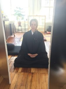 First Degree Reiki Training, a June 22 workshop to be led by Reiki Master Keely Rakushin Garfield at YogaWorks Soho in New York City.