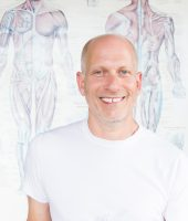 Harvey Deutch, P.T. leads In Parts, The Whole: Yoga Building Blocks, a comprehensive yoga training to be held January 11–April 11 at Yoga Tree SF Potrero in the San Francisco Bay Area.