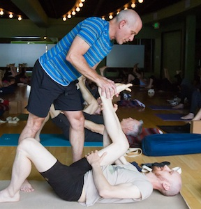 In Parts, The Whole: Yoga Building Blocks, a comprehensive yoga training to be led by Harvey Deutch, P.T.  January 11–April 11 at Yoga Tree SF Potrero in the San Francisco Bay Area.