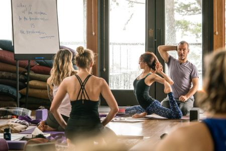 Building a Strong Base, the 1st module of a 300-hour Advanced Teacher Training, to be led by vinyasa flow instructor Pete Guinosso June 10-14, 2019 at Yoga Tree SF Potrero studio in San Francisco Bay Area
