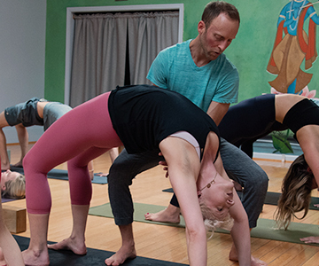 Find a Workshop at Yoga Tree
