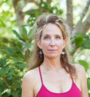 Yoga teacher Tina Rath, who will co-lead (with Jay Gunther) Yin Yoga and Massage, a workshop to be held June 29 at Yoga Tree Telegraph in Berkeley