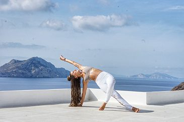Greece Yoga Retreat