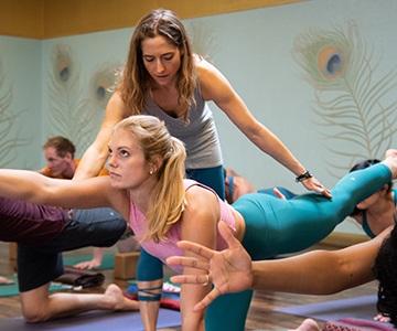 Yoga Tree Teacher Training