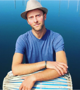 Nat Kendall leads Kirtan at the Castro Saturday, May 4 at Yoga Tree SF Castro in the San Francisco Bay Area.