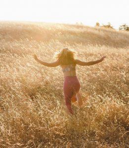 Michele Klink will lead Sunset Yoga + Storytelling, a  yoga workshop,  Saturday, July 20 @ YogaWorks Larkspur in Marin County.